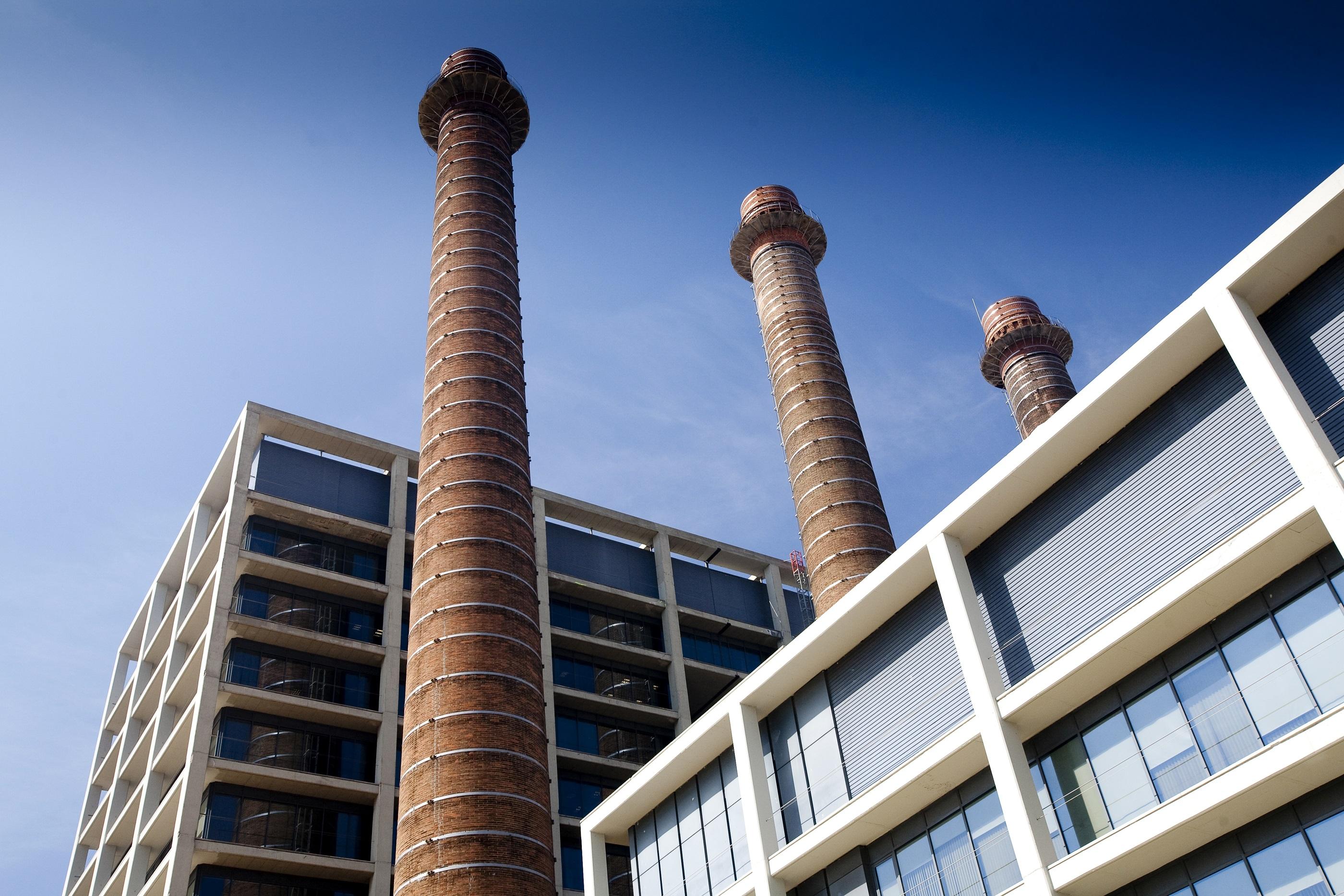 Electric Company,  Barcelona. Catalonia, Spain